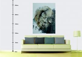 Artūras.Drobė, akrilas, aliejus. 160x120cm. 2014m. (interjere) (Parduodamas)
